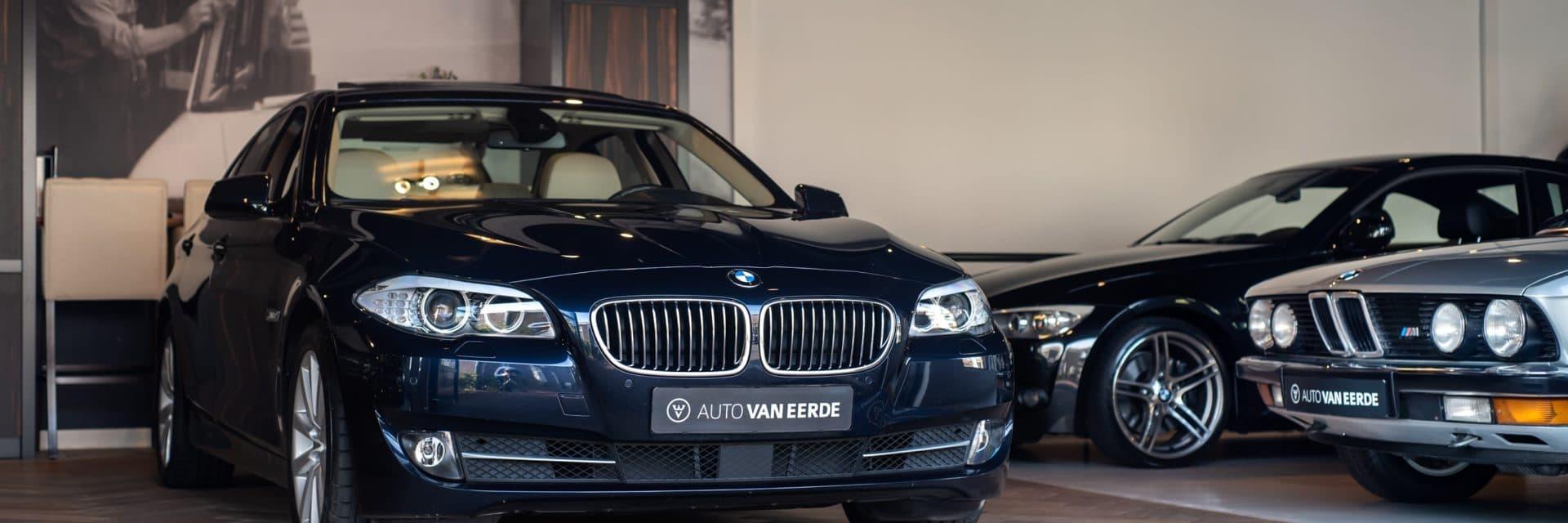 BMW 528i header