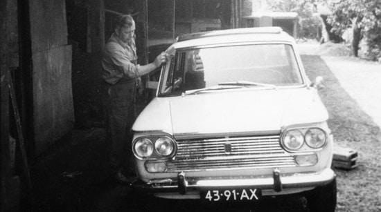oorsprong winkel AUTO van Eerde