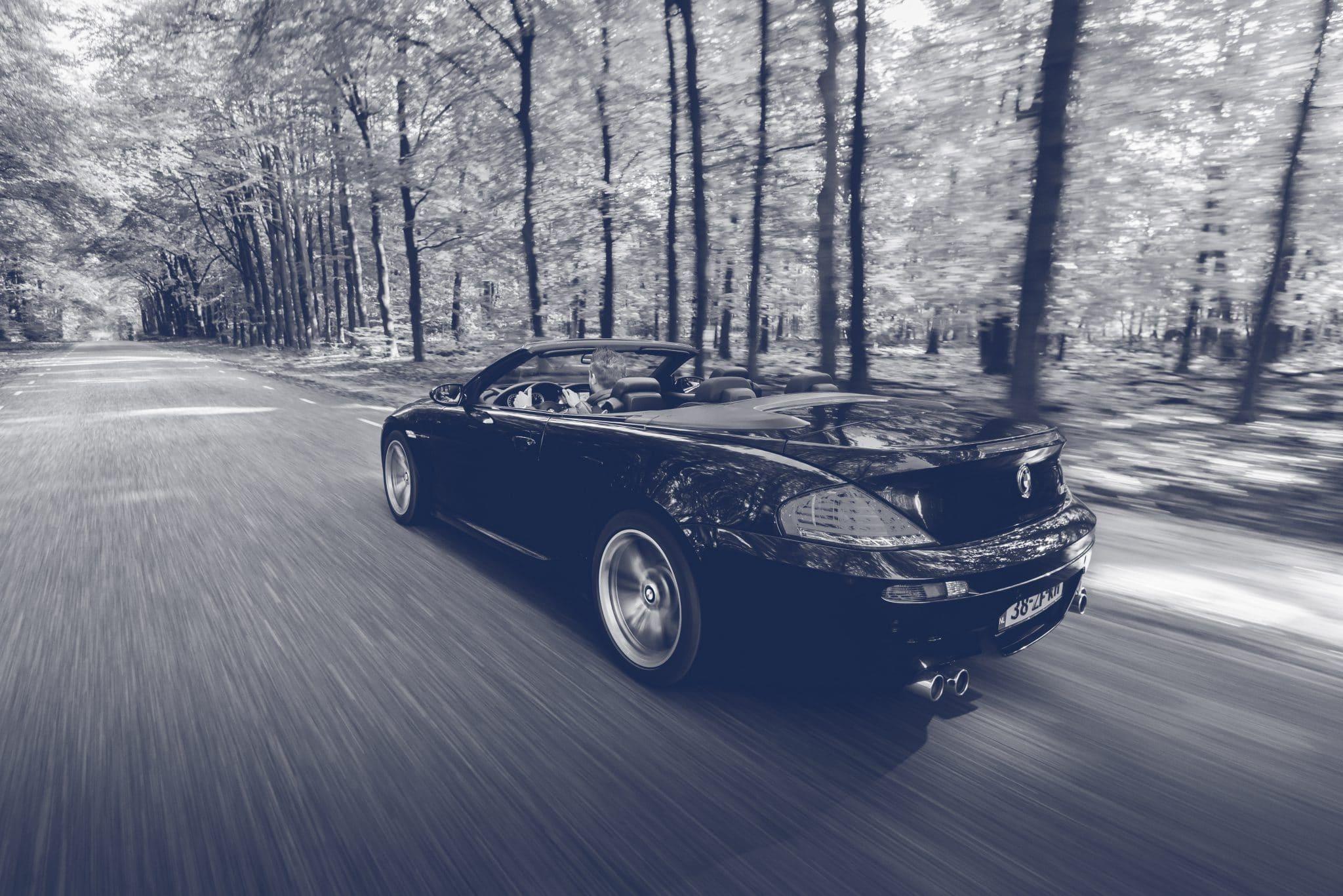 BMW M6 cabrio mono