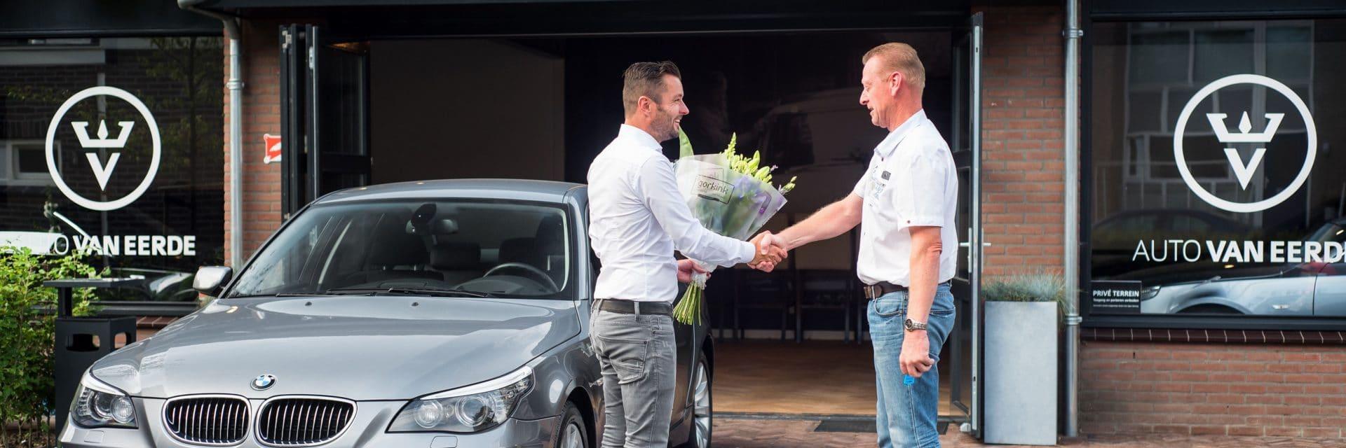 tevreden klanten en recensies over AUTO van Eerde