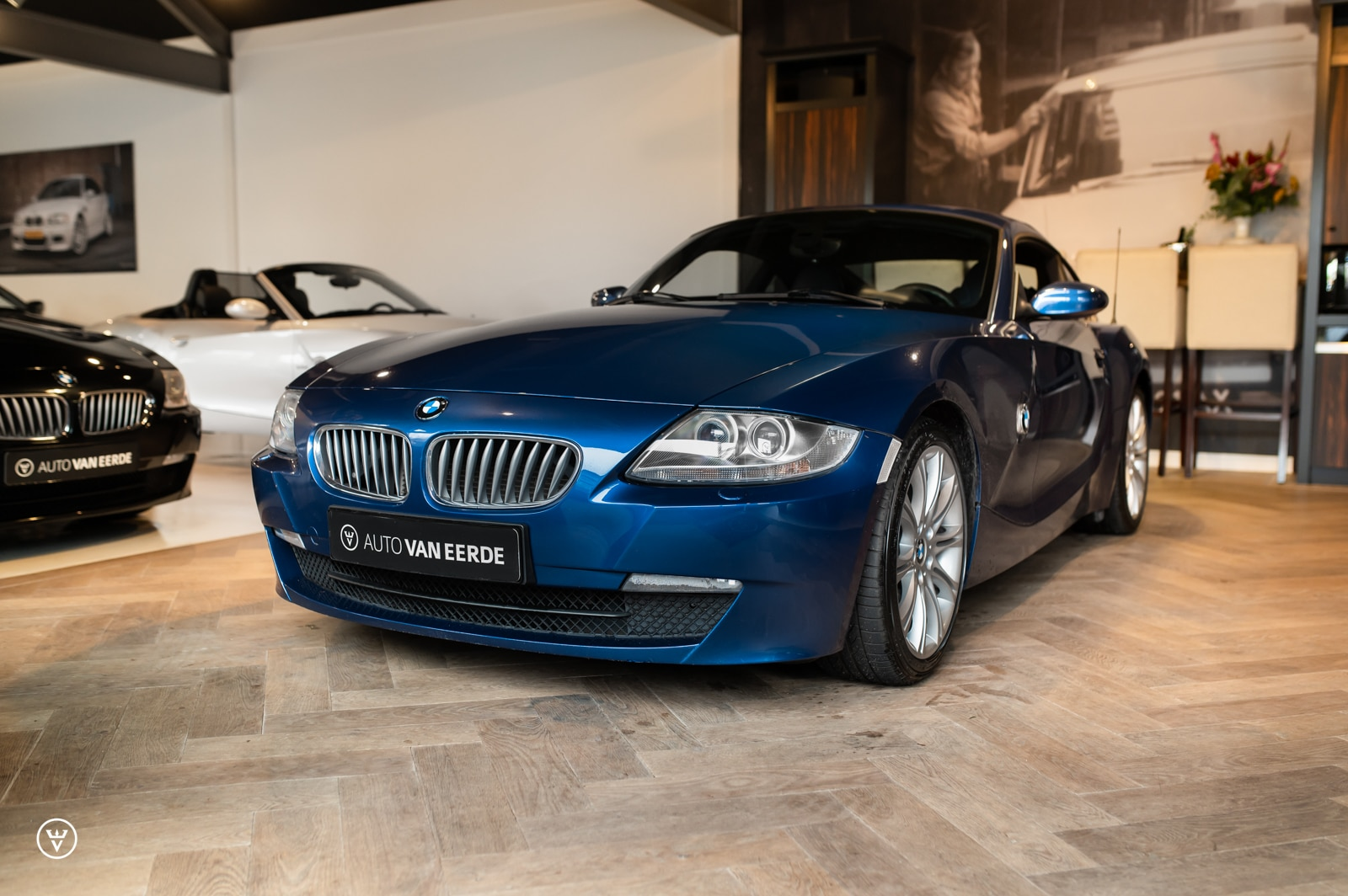 BMW Z4 3.0 coupe