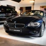 BMW Z4 maritieme