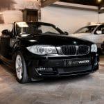 BMW 125i cabrio 2008