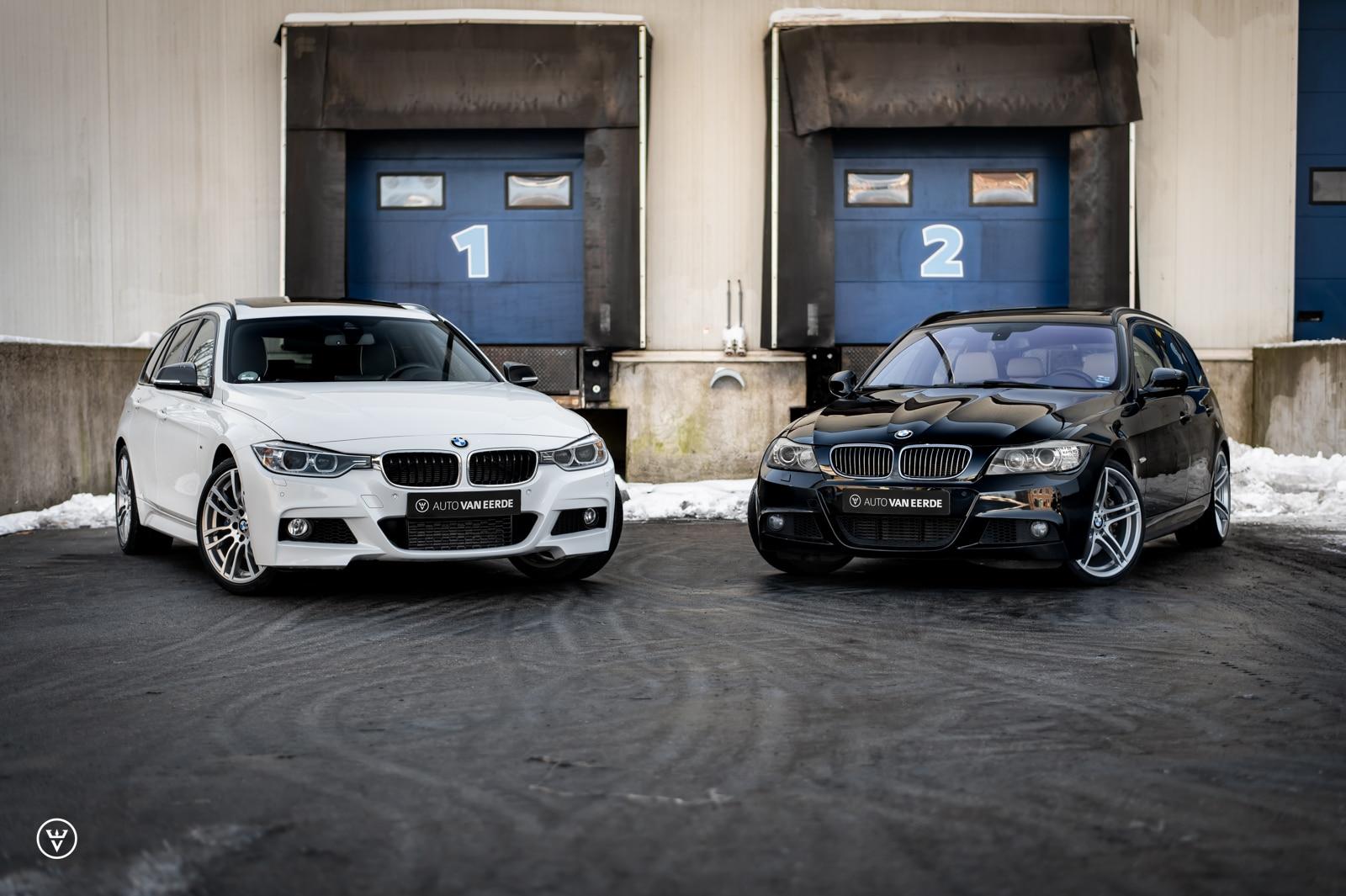 2x BMW 335i touring f31 vs e93 | BMW 3-Serie kopen met garantie