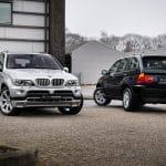 BMW X5 showcase