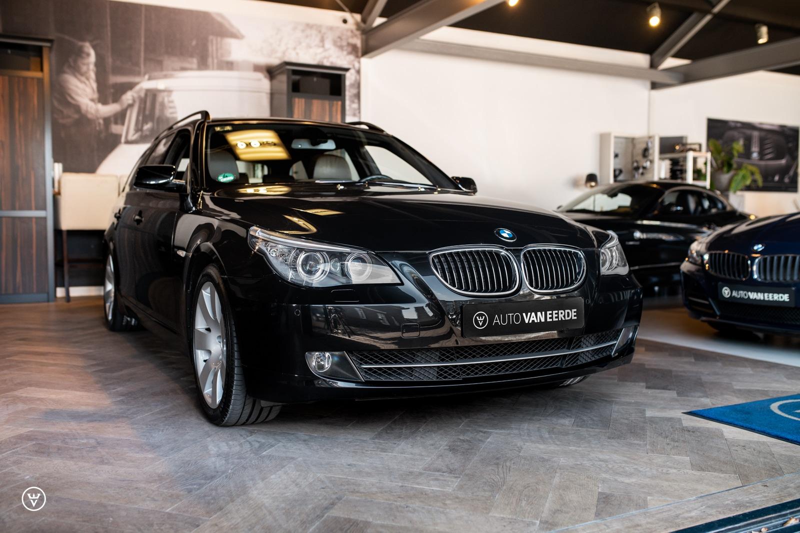 BMW 525i Touring LCI