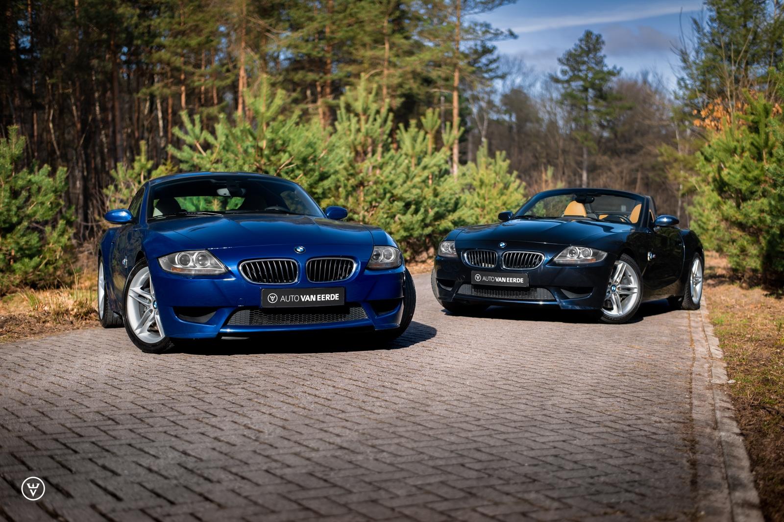 BMW Z4 M coupe en roadster bij AUTO van Eerde