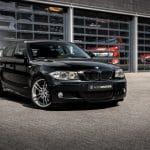 BMW 130i M-Sport sfeerfoto