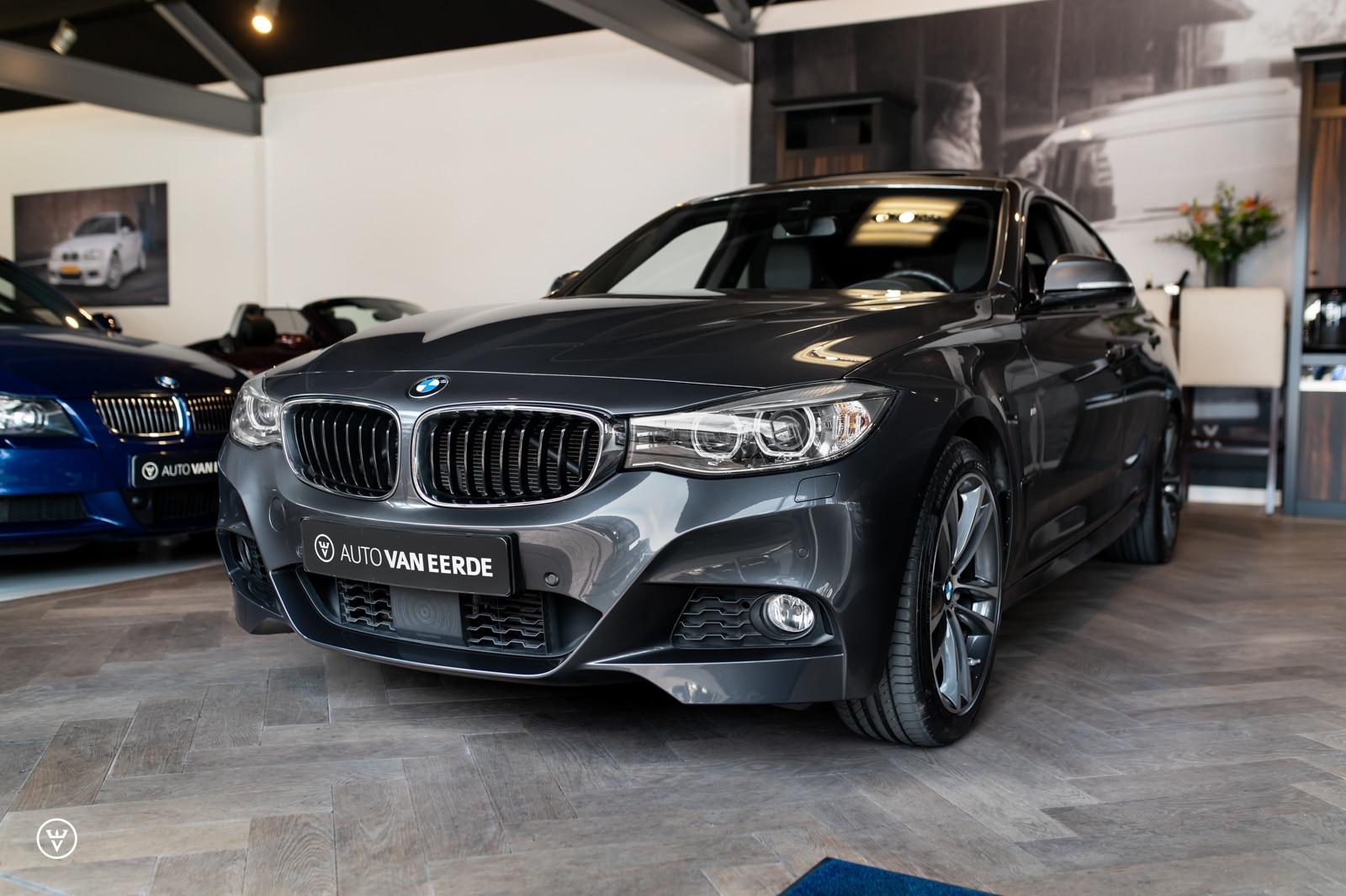 BMW 335i GT xDrive 2014