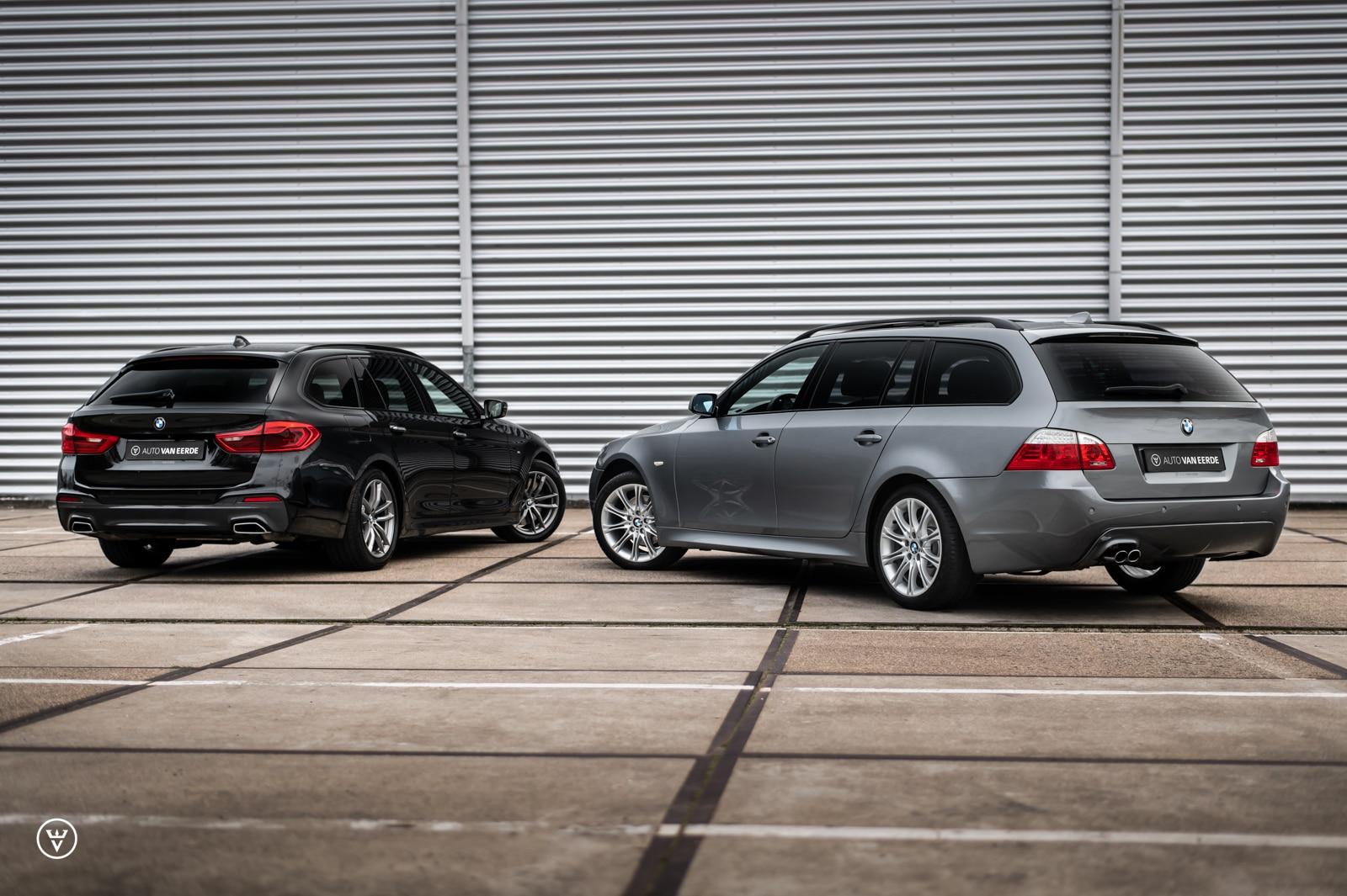 BMW 5-serie touring wallpaper