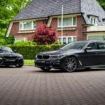 BMW 540i en Z4